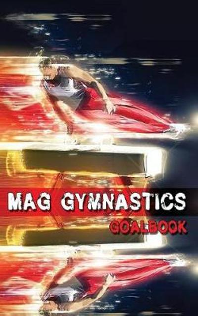 MAG Gymnastics Goalbook (Colour cover #8) - Dream Co Publishing