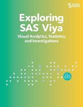 Exploring SAS Viya - Sas Education