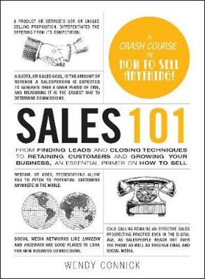 Sales 101 - Wendy Connick