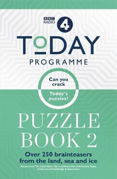 Today Programme Puzzle Book 2 - BBC