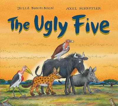 The Ugly Five (Gift Edition BB) - Julia Donaldson