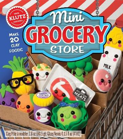 Mini Grocery Store - Editors of Klutz