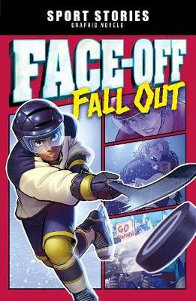 Faceoff Fall Out - Jake Maddox