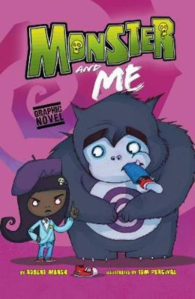 Monster and Me - Robert Marsh