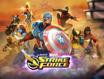 Marvel Strike Force: The Art Of The Game - Marvel Comics