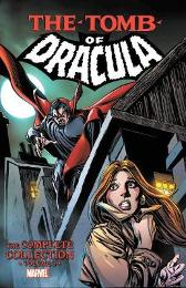 Tomb Of Dracula: The Complete Collection Vol. 3 - Marv Wolfman