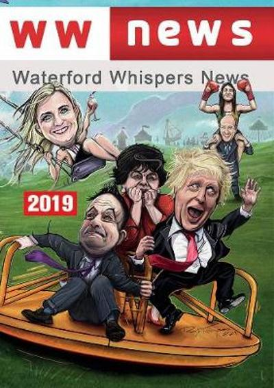 Waterford Whispers News 2019 - Colm Williamson