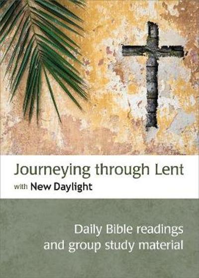 Journeying through Lent with New Daylight - Sally Welch