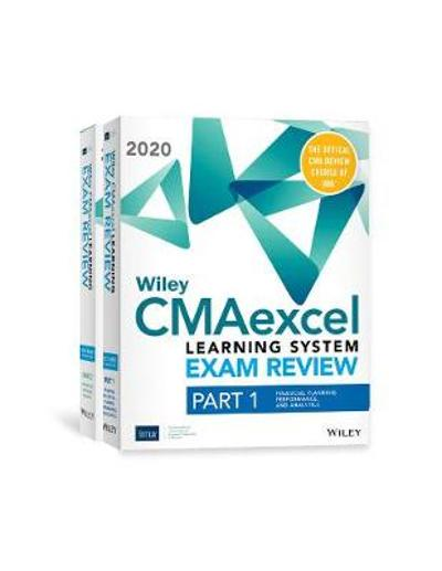 Wiley CMAexcel Learning System Exam Review 2020 - IMA