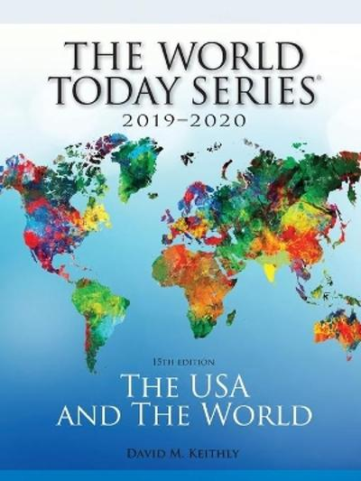The USA and The World 2019-2020 - David M. Keithly