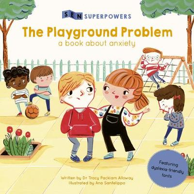 The Playground Problem - Tracy Packiam Alloway