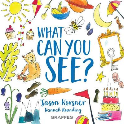 What Can You See? - Jason Korsner