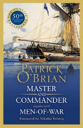 MASTER AND COMMANDER [Special edition including bonus book: MEN-OF-WAR] - Patrick O'Brian
