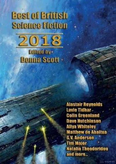 Best of British Science Fiction 2018 - Reynolds
