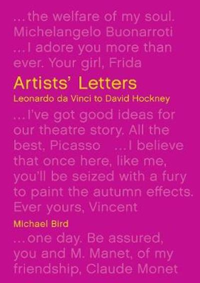 Artists' Letters - Michael Bird