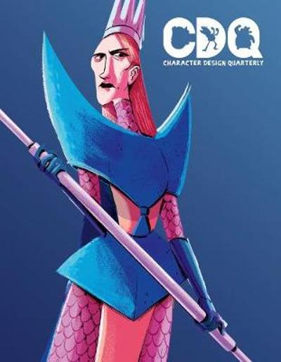 Character Design Quarterly 10 - Publishing 3dtotal