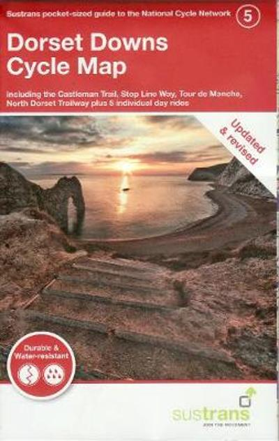 Dorset Downs Cycle Map -