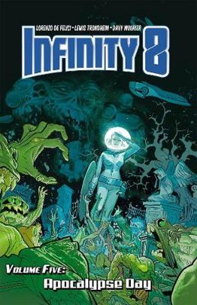 Infinity 8 Vol. 5 - Davy Mourier