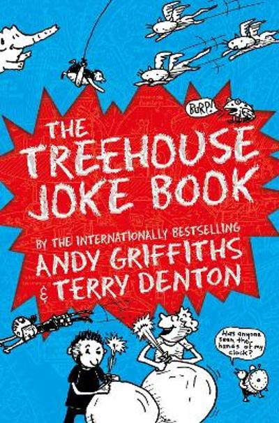 The Treehouse Joke Book - Andy Griffiths