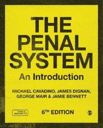 The Penal System - Mick Cavadino