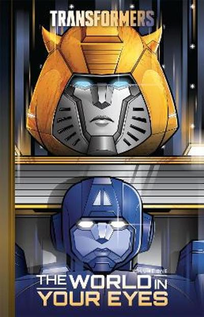Transformers, Vol. 1 - Brian Ruckley