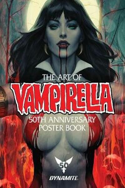 Vampirella 50th Anniversary Poster Book - None