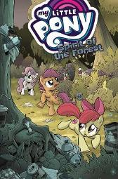 My Little Pony Spirit of the Forest - Ted Anderson