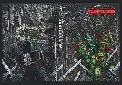 Teenage Mutant Ninja Turtles The Ultimate Collection, Vol. 4 - Kevin B. Eastman