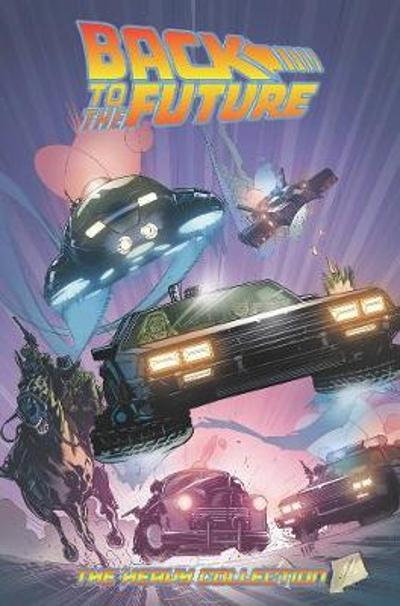 Back To the Future The Heavy Collection, Vol. 2 - John Barber