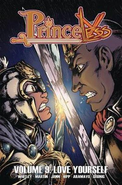 Princeless Volume 9: Love Yourself - Jeremy Whitley