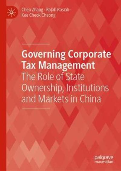 Governing Corporate Tax Management - Chen Zhang
