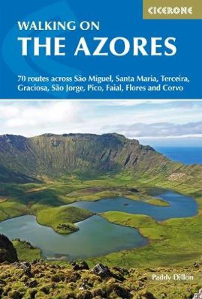 Walking on the Azores - Paddy Dillon