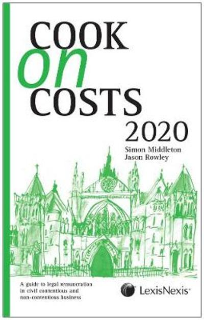 Cook on Costs 2020 - Simon Middleton