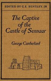 The Captive of the Castle of Sennaar - George A. Cumberland Gerald Eades Bentley