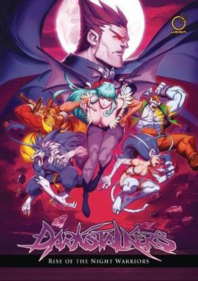 Darkstalkers: Rise of the Night Warriors - Ken Siu-Chong