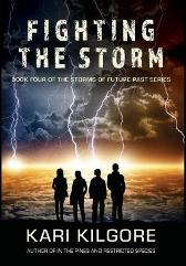 Fighting the Storm - Kari Kilgore