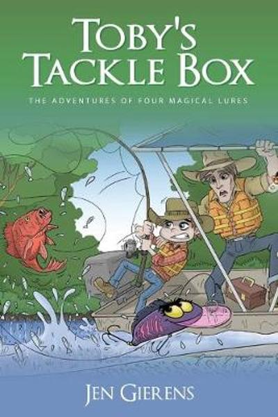 Toby's Tackle Box - Jen Gierens