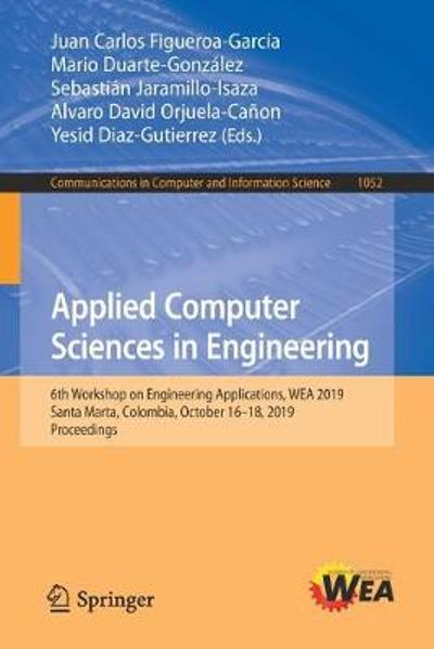 Applied Computer Sciences in Engineering - Juan Carlos Figueroa-Garcia