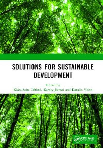 Solutions for Sustainable Development - Klara Szita Tothne