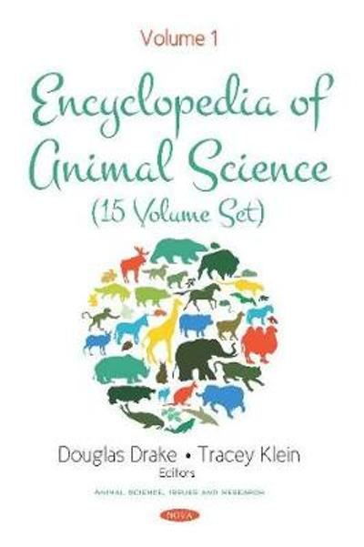 Encyclopedia of Animal Science (15 Volume Set) - Douglas Drake