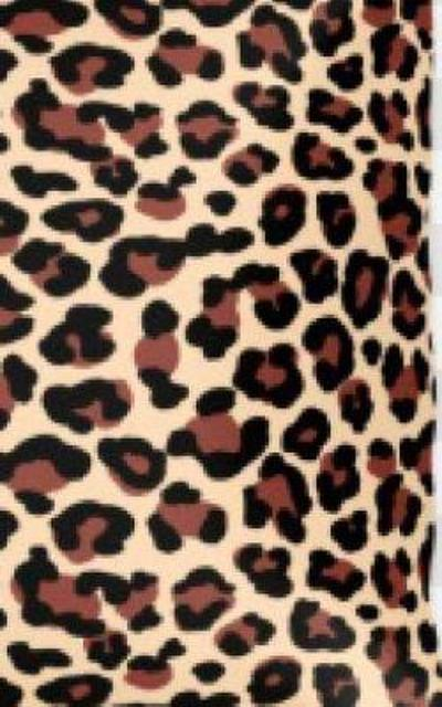 Leopard Sir Michael Designer Writing Drawing Journal - Sir Michael Huhn