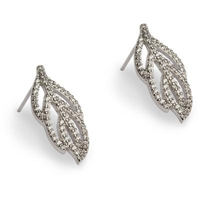 PEARLS FOR GIRLS Leafy Earring - PFG Stockholm