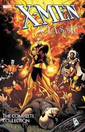 X-men Classic: The Complete Collection Vol. 2 - Chris Claremont Ann Nocenti Tom Orzechowski