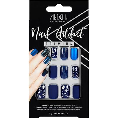 Ardell Nail Addict Matte Blue - Ardell