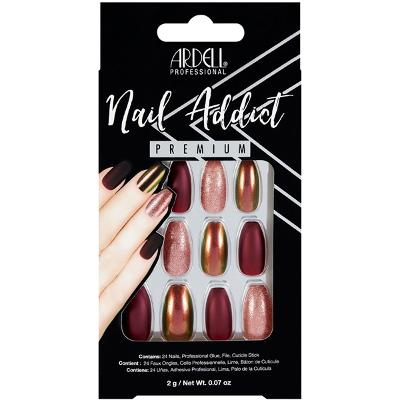 Ardell Nail Addict Red Cateye - Ardell