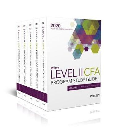 Wiley's Level II CFA Program Study Guide 2020 - Wiley