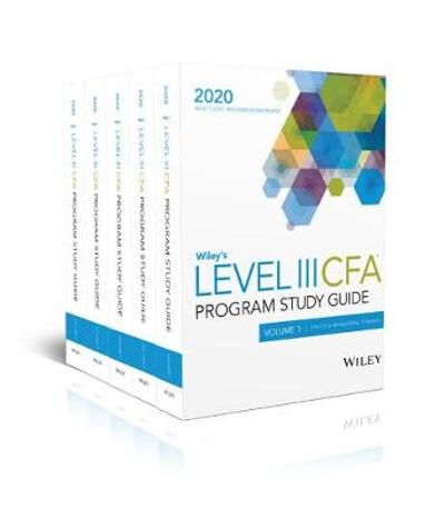 Wiley's Level III CFA Program Study Guide 2020 - Wiley