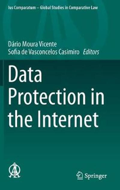 Data Protection in the Internet - Dario Moura Vicente