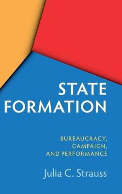 State Formation in China and Taiwan - Julia C. Strauss
