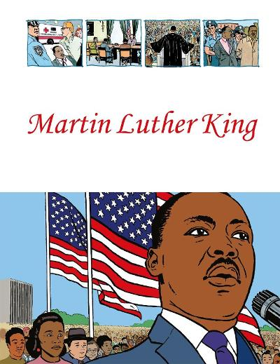 Martin Luther King - Benoît Marchon